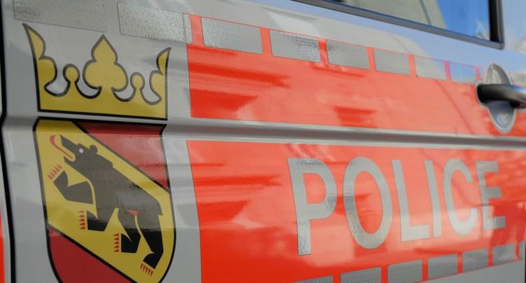 Témoins recherchés après un accident à Bienne