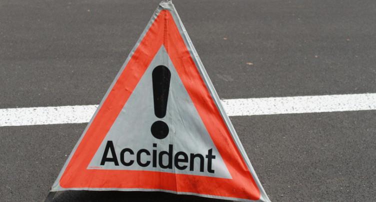 Une collision fait cinq blessés à Nidau