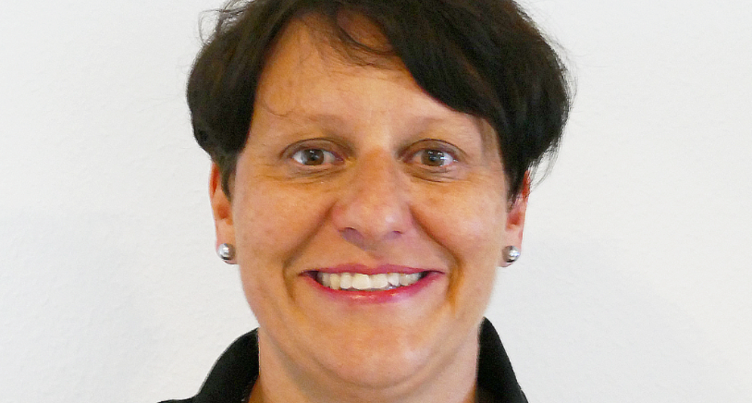 Catherine Zbinden Tissières à la direction de l'ESTER-CIFOM