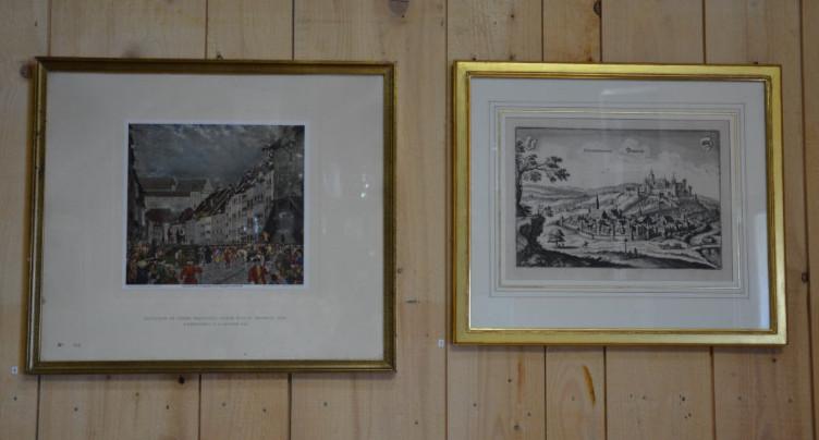 L'Histoire en gravures à Develier