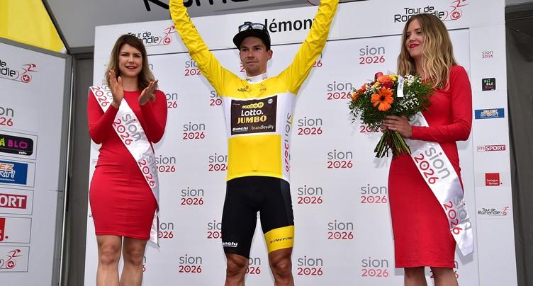 Pascal Ackermann gagne la dernière étape, Primoz Roglic le Tour