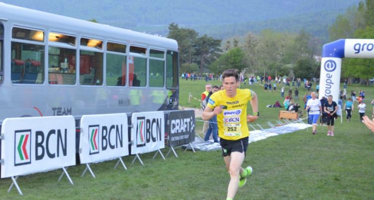 Marc Lauenstein et Marianne Fatton triomphent à Colombier