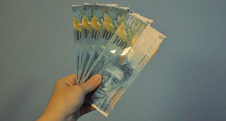 Péréquation : 85 millions de moins pour Berne