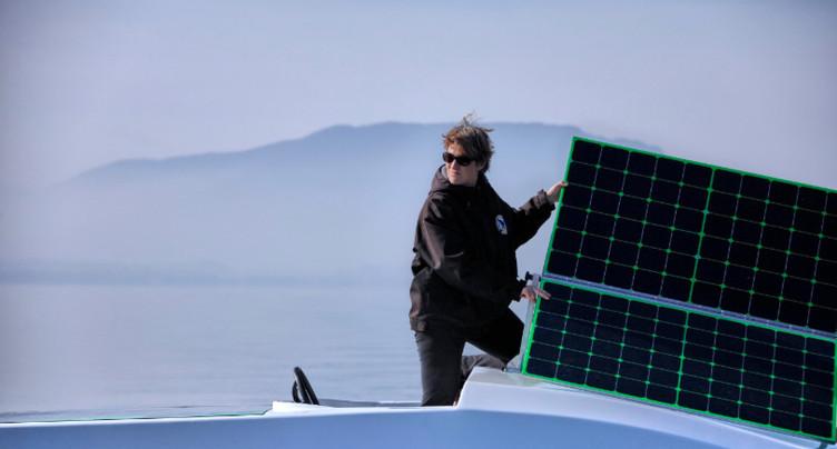 Un bateau solaire pour franchir le passage du Nord-Ouest