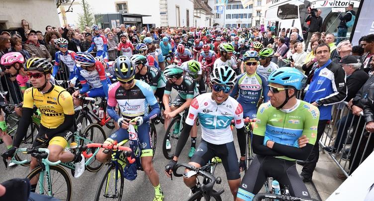 Tour de Romandie 2019 : un tracé entre Neuchâtel et Genève