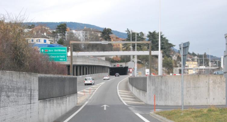 Travaux dans les tunnels : appel à la prudence