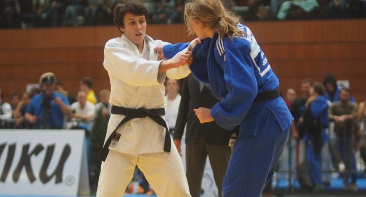 Evelyne Tschopp rate le bronze de peu