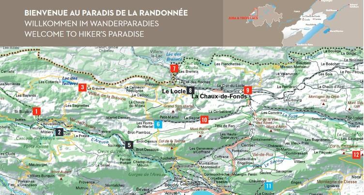 Neuchâtel Rando: dans les coulisses de vos balades