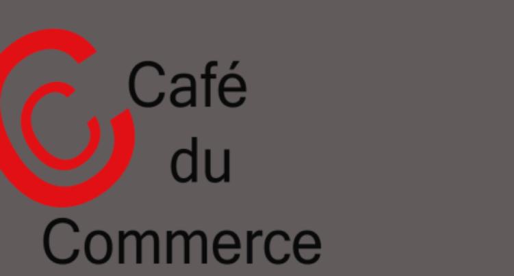 Restaurant à Grandson, Café du Commerce, sans gluten, sans lactose