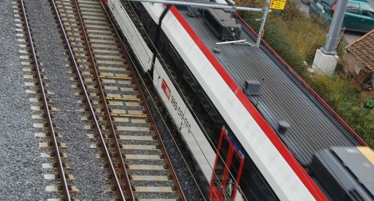 Ligne Neuchâtel - La Chaux-de-Fonds perturbée