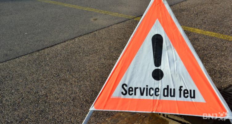 Incident chimique dans une entreprise à Estavayer-le-Lac