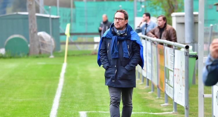 David Quain quitte le FC Moutier