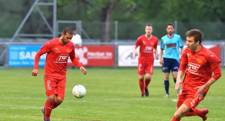 Tavannes-Tramelan corrigé au Stade d'Orange