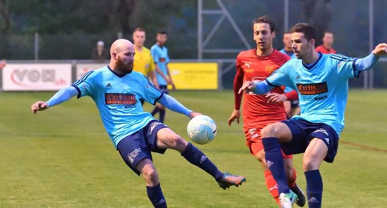 Le FC Moutier boucle sur une victoire