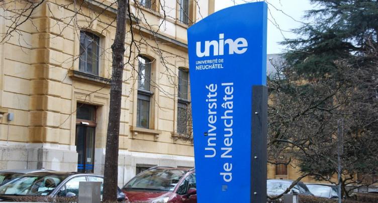 Couac informatique à l'Université de Neuchâtel