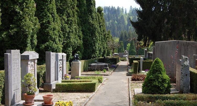 Les mystères du cimetière de la Charrière
