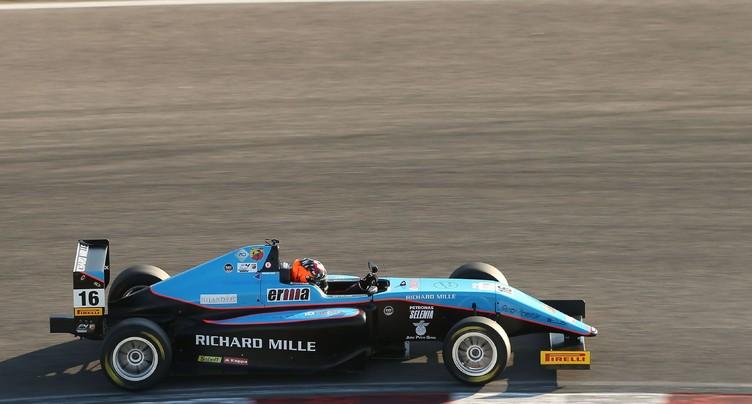 Grégoire Saucy finit 9e à Monza