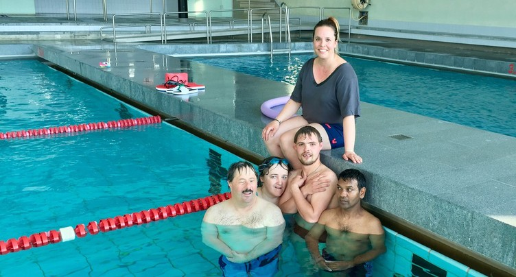 Ils vont se jeter à l'eau pour leurs Jeux olympiques