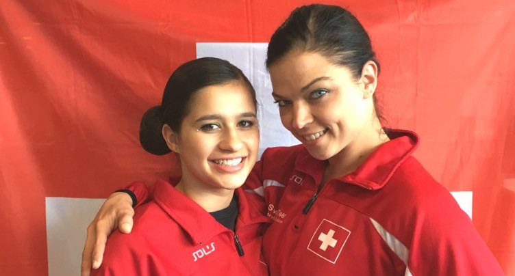 Deux Jurassiennes nominées aux Awards de pole sport