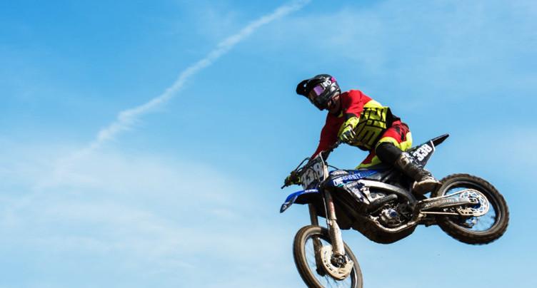 Motocross : Brian Raymondaz au sommet