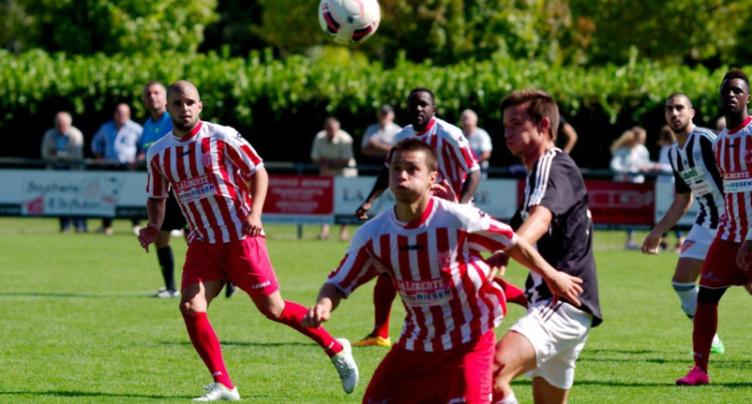 Défaite pour le FC Stade-Payerne