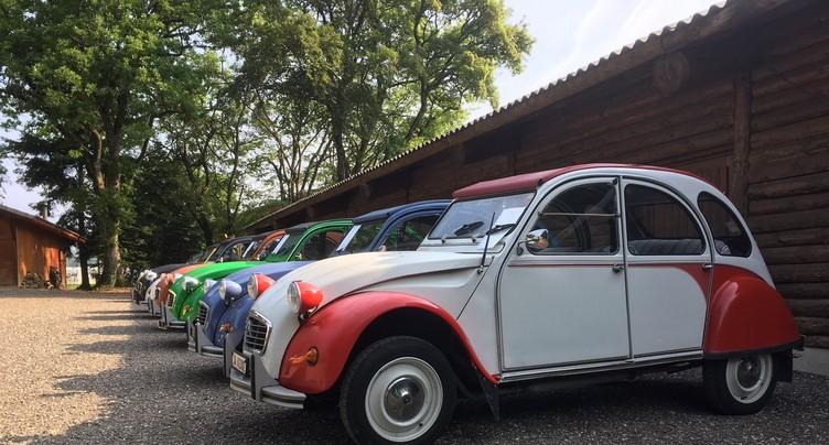 L'art de vivre en 2CV au Mont-de-Coeuve