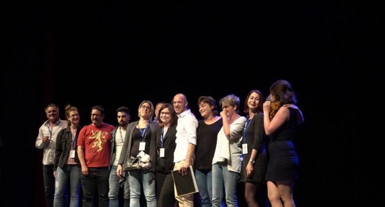 Une troupe de théâtre fribourgeoise s'illustre à Colombier