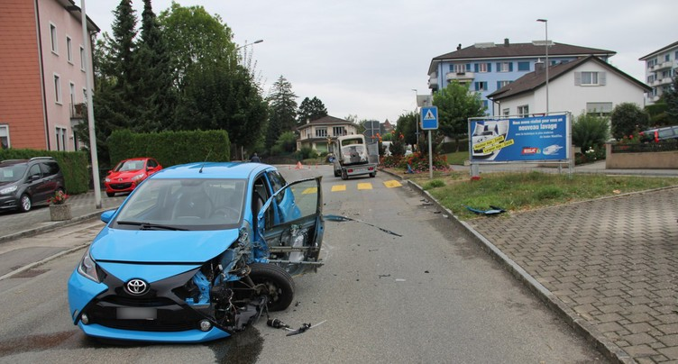 Un accident mortel à Courfaivre