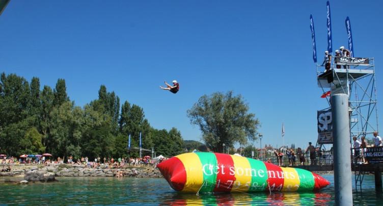 Le Watt Air Jump Festival se prépare