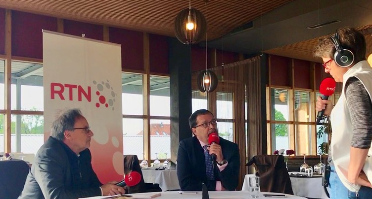 Hausse d'impôts à Val-de-Ruz: le débat