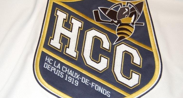 Victoire du HC La Chaux-de-Fonds
