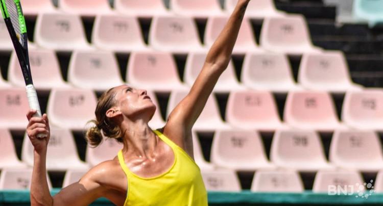 Conny Perrin ne disputera pas Wimbledon