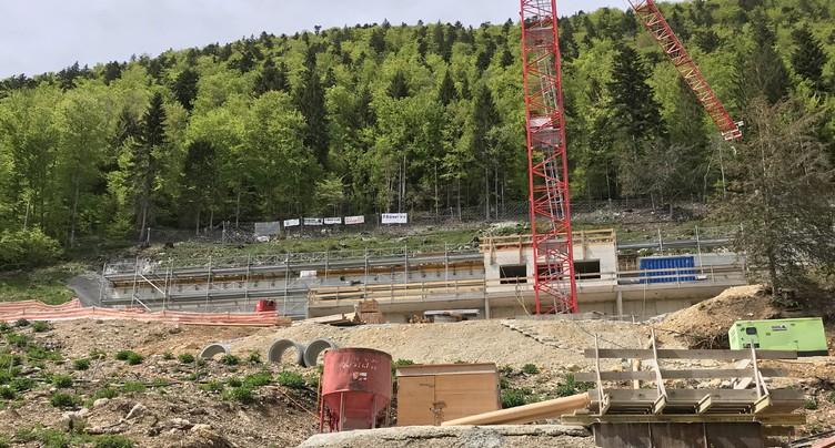 Accident de chantier à St-Imier : des défaillances humaines et techniques à l'origine