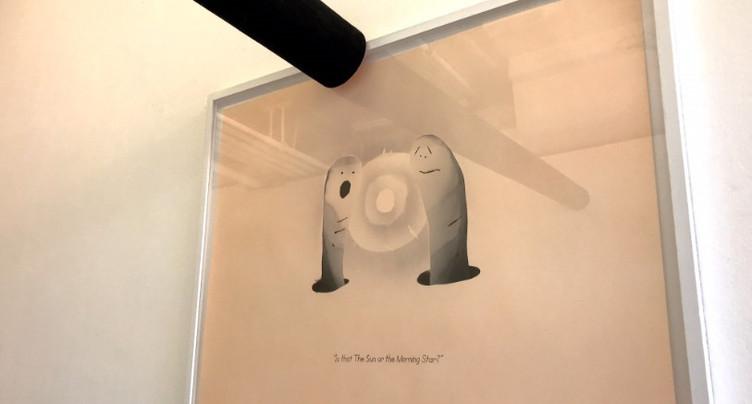 CAN : Chris Evans et le contexte de l'art