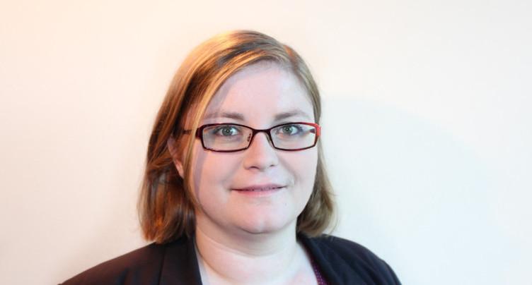 Stéphanie Bailat nouvelle secrétaire générale du CAF
