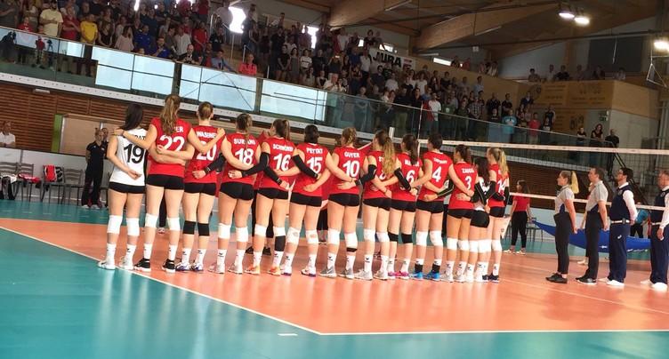 La Suisse bat le Kosovo à Rossemaison