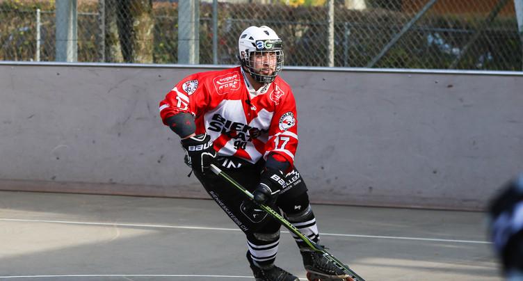 Bienne Skater 90 domine le SHC Buix