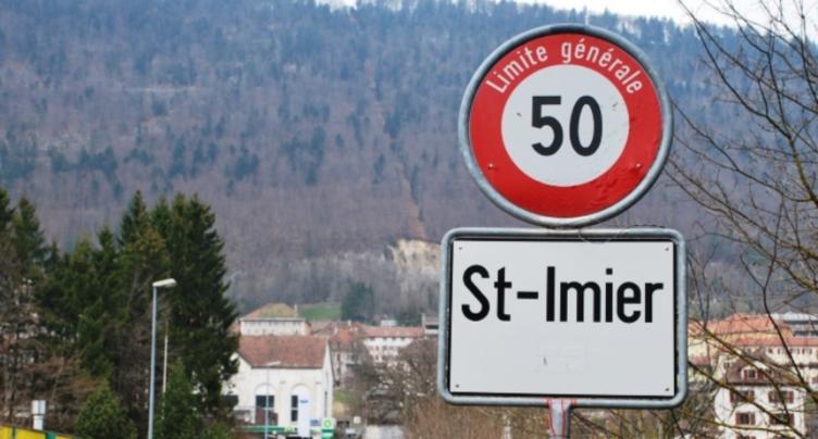 Conduite d'eaux usées renouvelée à St-Imier