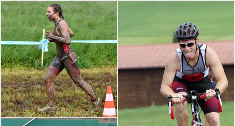 Triathlon et karaté