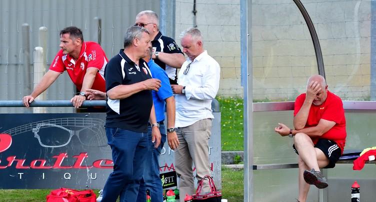 Défaite du FC Bienne face aux SR Delémont