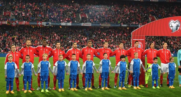 Pas de suspension pour les trois joueurs suisses
