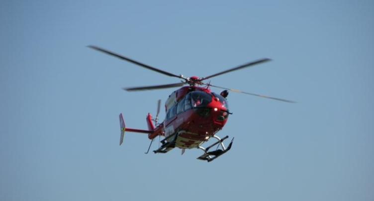 Opération de sauvetage spectaculaire au Saut-du-Doubs