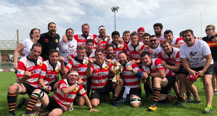 Neuchâtel Rugby enfin en Ligue nationale A