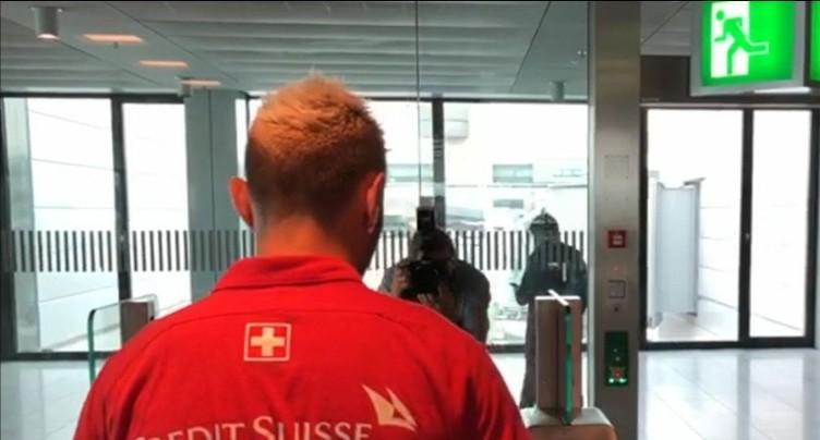 L'équipe de Suisse a décollé pour la Russie