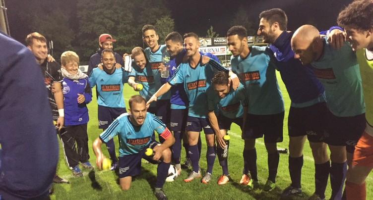 Le FC Moutier entre en Coupe de Suisse avec fracas !