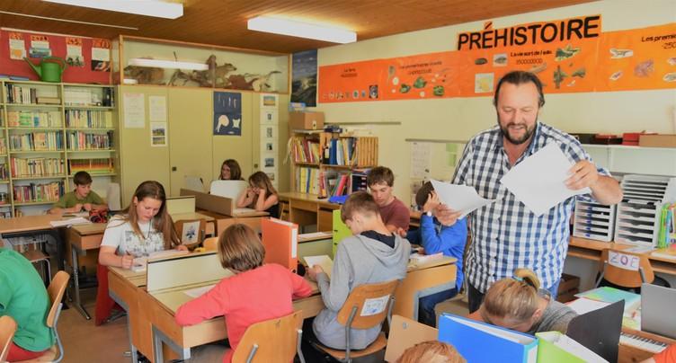 Rénovation de l'école des Prés-de-Cortébert : quatre communes de plus favorables