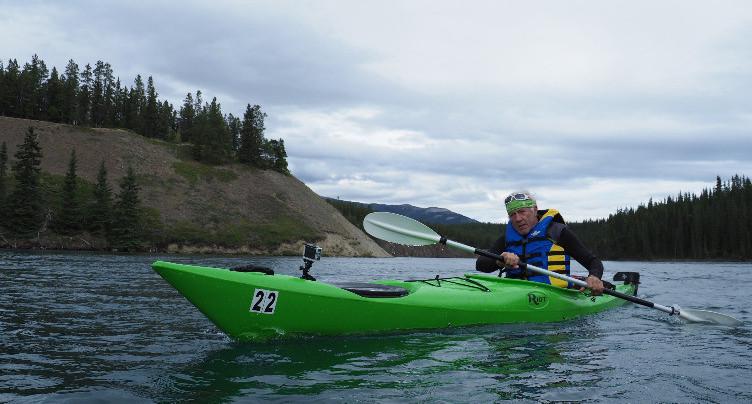 Jean-Philippe Patthey à l'assaut du Yukon