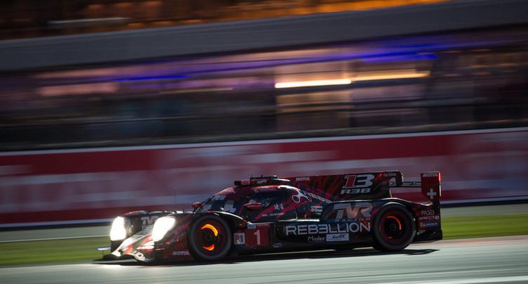 Le trio de Neel Jani 4e aux 24 Heures du Mans, Sébastien Buemi et Toyota vainqueurs