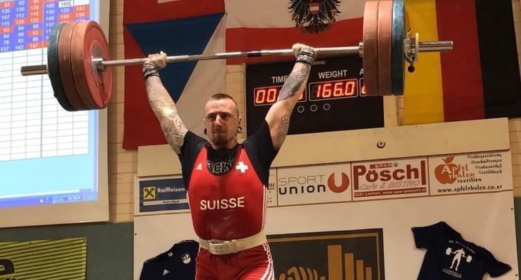 Yannick Tschan conserve son titre de champion de Suisse