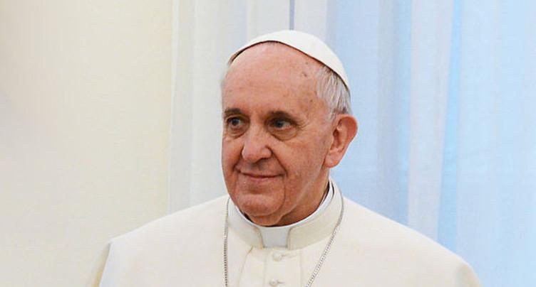 Des congés pour voir le pape